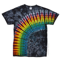 Eclipse Tie Dye T Shirt on Sale for $16.95 at HippieShop.com