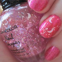 Kleancolor Pinky Moon Nail Polish FREE SHIP from MyStuff