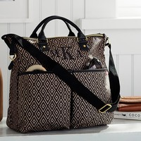 Aztec Skip Hop Duo Diaper Bag
