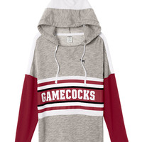 University of South Carolina Varsity Pullover Hoodie - PINK - Victoria's Secret