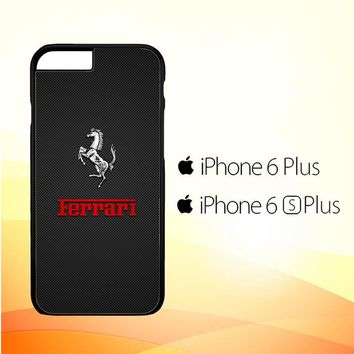 Ferrari Logo X4799 iPhone 6 Plus|6S Plus Case