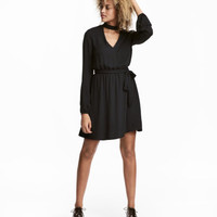 H&M V-neck Dress $29.99