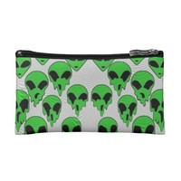 Alien Make Up Bag