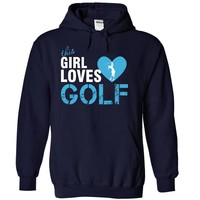 I am a Golf girl
