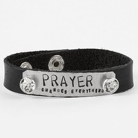 Ash & Ash Prayer Changes Everything Bracelet - Women's Accessories | Buckle