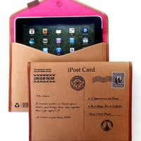 iPostcard 'Paris Je t'aime' Ecofriendly iPad by Goodluckgoods