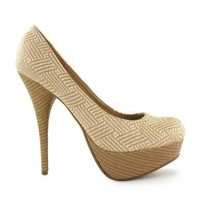Missy - Nelly  Shoes - Beige - Festskor - Skor - NELLY.COM Mode online p? n?tet