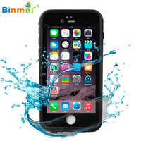 Binmer 2016  Superior Quality IP65 Life Waterproof Shockproof Dirt Proof Cover Case for iPhone 6S 4.7inch AU31 Free Shipping