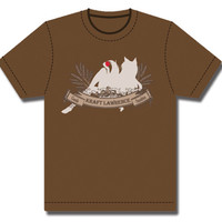 Lawrence Trade Company Shirt - Spice & Wolf
