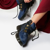 Free People Rakim Lace Up Boot