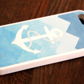 Anchor iPhone and Samsung Galaxy Rubber Case