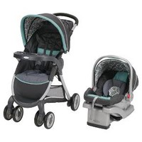 Graco® FastAction Fold® Click Connect™ Travel System : Target