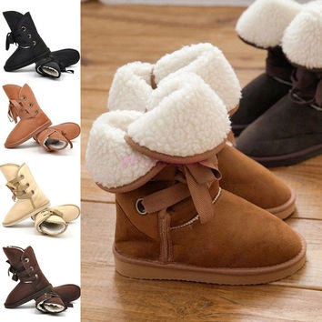 Fashion Women Snow Boot Man-made Fur Buckle Motorcycle Ankle Boots Winter Shoes botas,zapatos SV010548|42101 = 1931644804