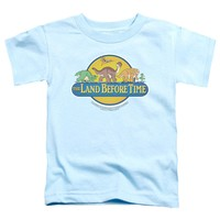 Land Before Time - Dino Breakout Short Sleeve Toddler Tee