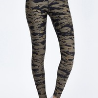 Camo Yoga Pant in Camo by The Upside | New Arrivals | BANDIER