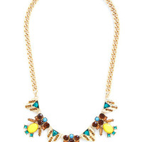 ModCloth Luxe Glam Golden Rule Necklace