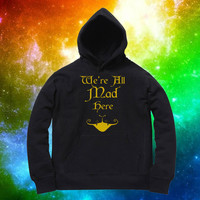 alice in wonderland awesome hoodie