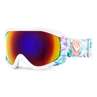Sunset Art Series Snowboard Goggles ERJTG03005 | Roxy