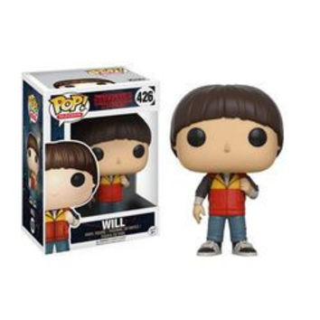 POP! TV 426: STRANGER THINGS - WILL