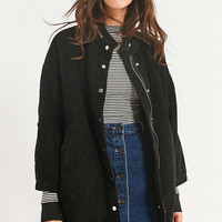 UNIF Corey Corduroy Button-Down Jacket | Urban Outfitters