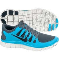Nike Men's Free 5.0+ Running Shoe - Blue/Grey | DICK'S Sporting Goods