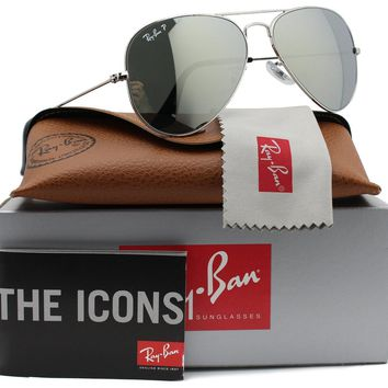 Ray-Ban RB3025 003/59 58mm Pilot Sunglasses