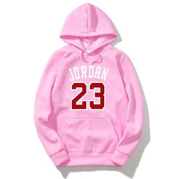 Jordan Hoodie Sweatshirt Men Fleece Cotton Blends Pullover Mens Hoodies Sportwear Casual Male Sweatshirts Tracksuit Hoody