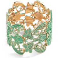 Couldn't Filigree More Bracelet | Mod Retro Vintage Bracelets | ModCloth.com