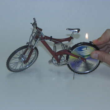 Unique Wheel Lighter, Lighter Gas, Souvenir Wheel Lighter, Collectibles Lighter, Gift Idea For Him