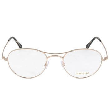 Tom Ford FT5331 28 Aviator | Rose Gold| Eyeglass Frames