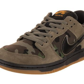 Nike Sb Zoom Dunk Low Pro  Medium Olive / Black