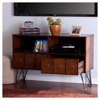 "Brajie Media Console - 40""- Maple - Aiden Lane"