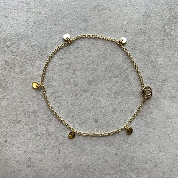 Lea Anklet