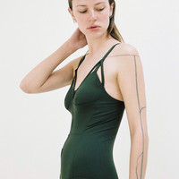 Edie Swimsuit Olive - Lonely Label