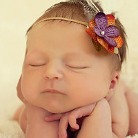 Headbands, Baby Flower Headband, Fa.. on Luulla