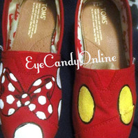 Disney Toms Mickey Minnie