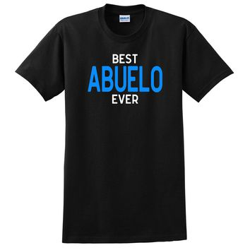 Best abuelo ever, grandparents gift, Father's day gifts, grandpa T Shirt