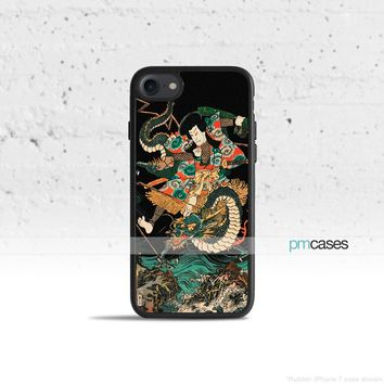 Japanese Dragon Phone Case Cover for Apple iPhone iPod Samsung Galaxy S & Note