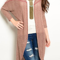 Want You to Want Me Cardigan