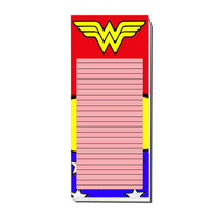 Wonder Woman Costume Magnetic To Do List Notepad