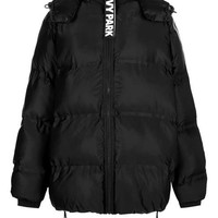 Oversized Bonded Puffer by Ivy Park - Jackets & Coats - Clothing