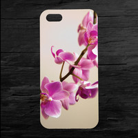 Orchid iPhone 4 and 5 Case