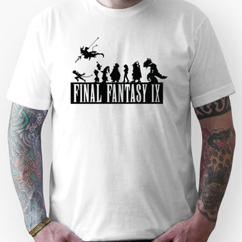 Final Fantasy IX - The Party Unisex T-Shirt