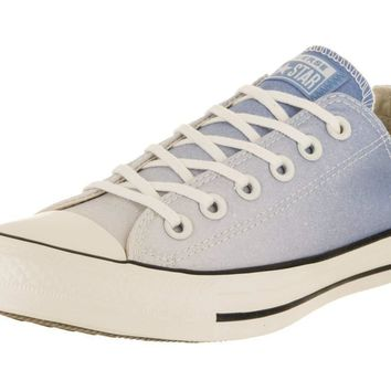 Converse Women's Chuck Taylor All Star Ombre Low Top Sneaker