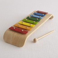 Rainbow Xylophone in Musical Instruments | The Land of Nod