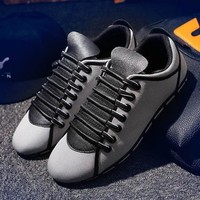 Men's Lace Up Loafers