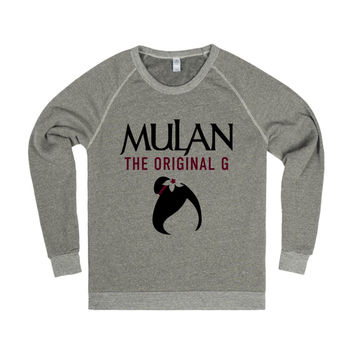 Mulan (the Original G)