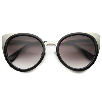 ASON CAT EYE SUNGLASSES