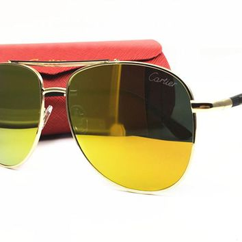 CARTIER POPULAR FASHION SUNGLASSES