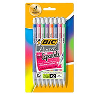 BIC Xtra Sparkle Mechanical Pencil 15 ct